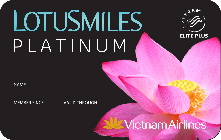 Lotusmiles card Platinum