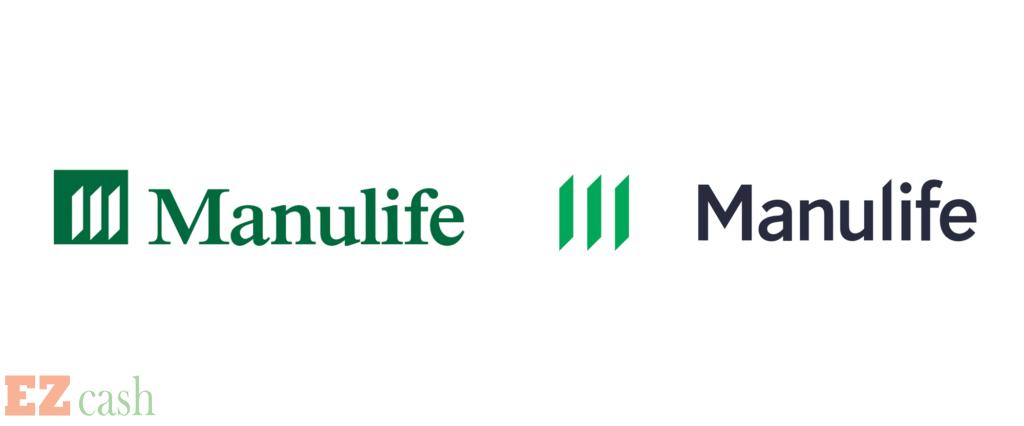 logo Manulife cũ và mới