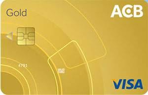 Thẻ Gold ACB
