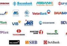 Các ngân hàng liên kết với Vietcombank