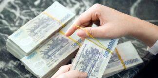 lãi suất vay ngân hàng trả góp